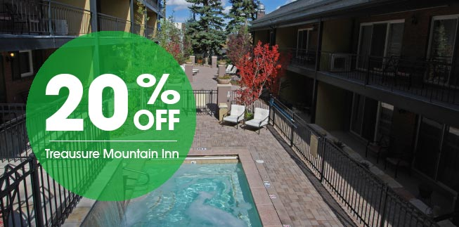 20% Off Summer Stays!