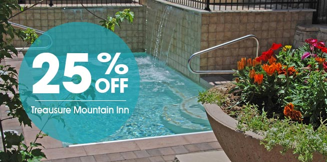 25% Off Spring Stays!