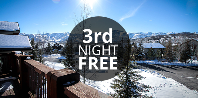 3rd Night Free - Spring Skiing!