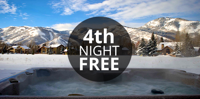 4th Night Free on Winter Stays!