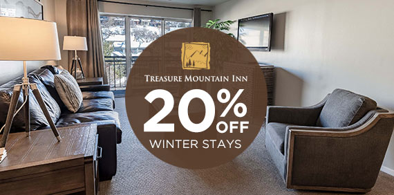 Up to 20% Off TMI Winter Stays